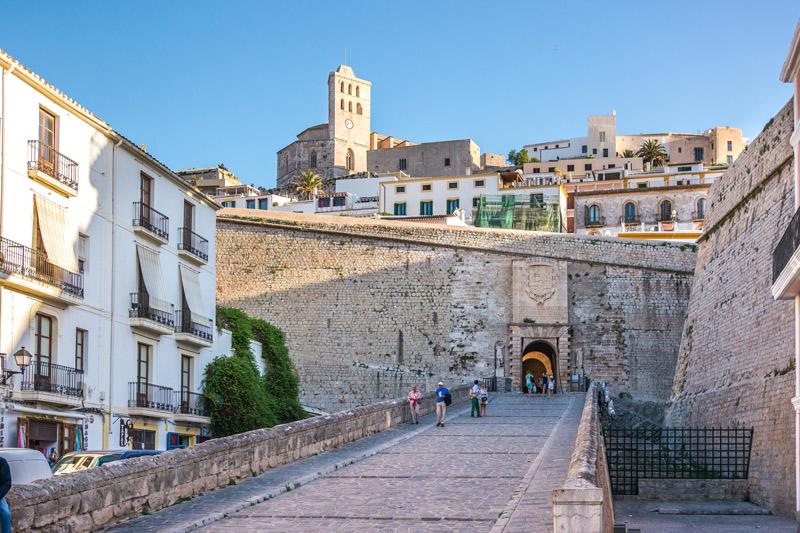 Dalt Vila - Ibiza Old Town